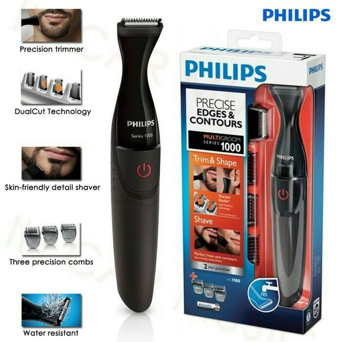 Jual Philips multigroom MG1100  alat cukur janggut-kumis-jambang ... 4c41ecd272