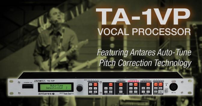 harga Tascam ta-1vp (vocal processor) Tokopedia.com