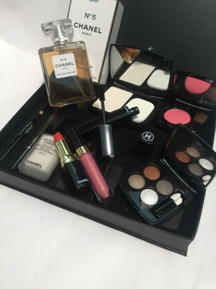 Set Makeup Chanel Original Saubhaya Makeup