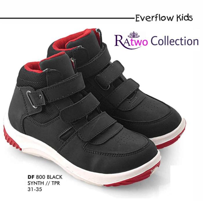 harga Sepatu anak sekolah sd / cibaduyut / warna hitam / sepatu boots anak Tokopedia.com