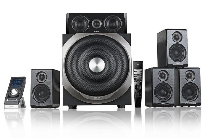 harga Edifier s760d 5.1 multimedia speaker Tokopedia.com