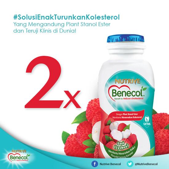 harga Nutrive benecol no added sugar Tokopedia.com