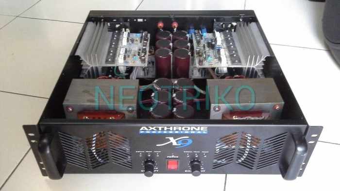 harga Power amplifier rakitan 3 ch: 1000 + 500 + 500 watt. ampli powerfull Tokopedia.com