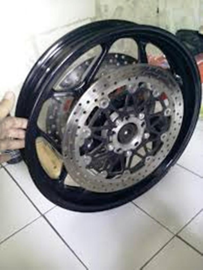 Jual Velg Axio Uk 25 X 45 Inch Double Disc Yamaha R15