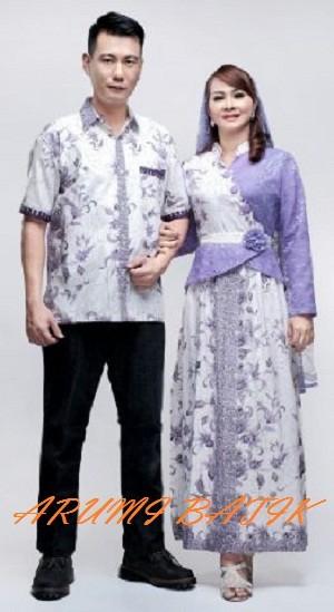 harga Sarimbit pasangan keluarga gamis maxi long dress batik 1638 ungu Tokopedia.com
