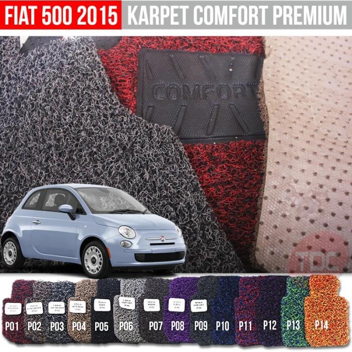 harga 500 2015 mobil fiat comfort premium 20  custome carmate | tdc Tokopedia.com
