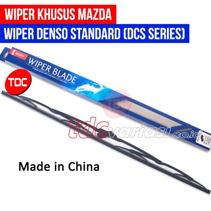 harga Wiper denso mazda astina tournamen standard dcs type china|tdc Tokopedia.com