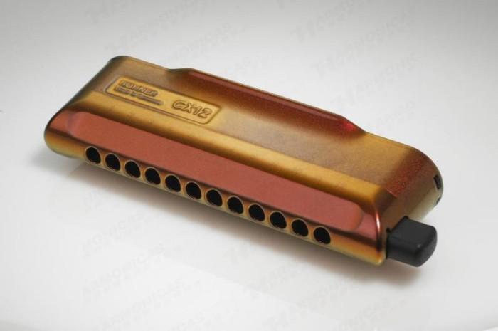 Foto Produk Harmonika Kromatik Hohner CX12 Jazz Chromatic Harmonica dari Toko Harmonika