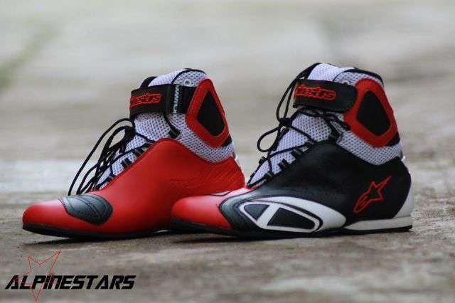 Sepatu Pria Cross Alpinestar Red Boots - FREE 1PASANG KAOS KAKI  1 4c2d86a42c