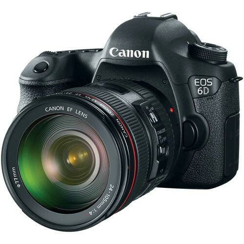harga Canon eos 6d kit 24-105mm f4 l is usm wifi-resmi Tokopedia.com