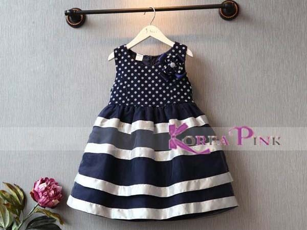 Jual Dress Pesta Anak Impor Gaun Pesta Anak Dress Anak
