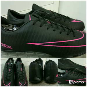 f36324dc055 ... get sepatu futsal nike mercurial 11 xi ic sol datar black pink 6dd60  ac076