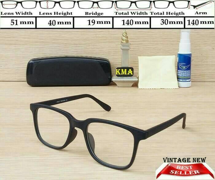 Jual kacamata anti radiasi plus minus - Optik almira  6328f3d995