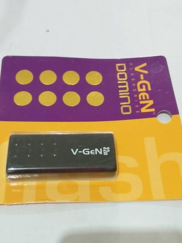 harga Flashdisk 32 gb domino vgen Tokopedia.com