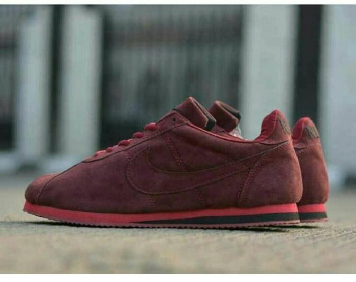 save off 4811c 4e68b Jual Sepatu Nike cortez cholo suede - Kota Palembang - LUCKY Shop Indonesia    Tokopedia