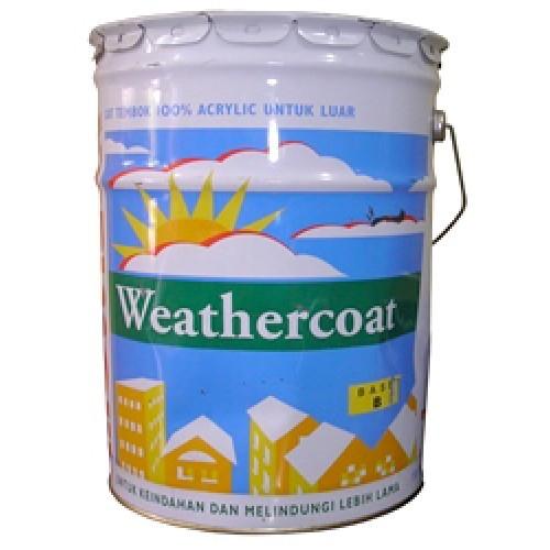 harga Cat tembok mowilex weathercoat (20 l) Tokopedia.com