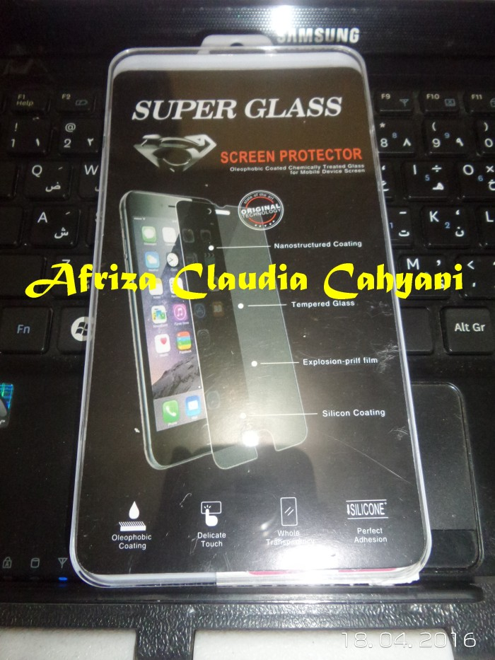 harga Samsung galaxy note 3 neo (tempered glass screen protector) Tokopedia.com