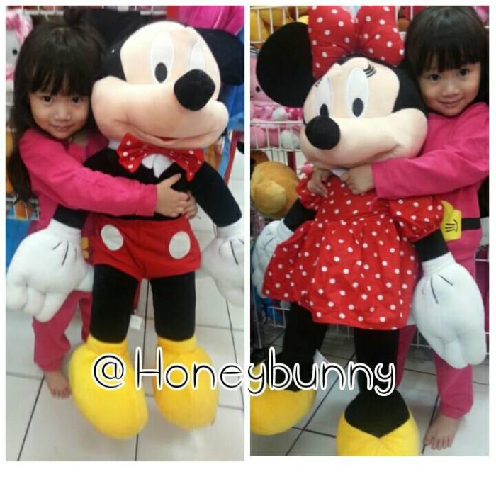 Jual Boneka micky  minnie mouse Besar ( JUMBO) - honeybunny  8cb6893a9e