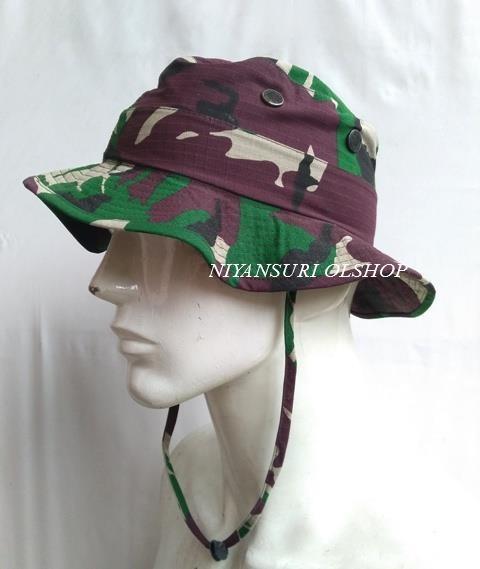 Jual topi rimba tni cek harga di PriceArea.com c14ff71427