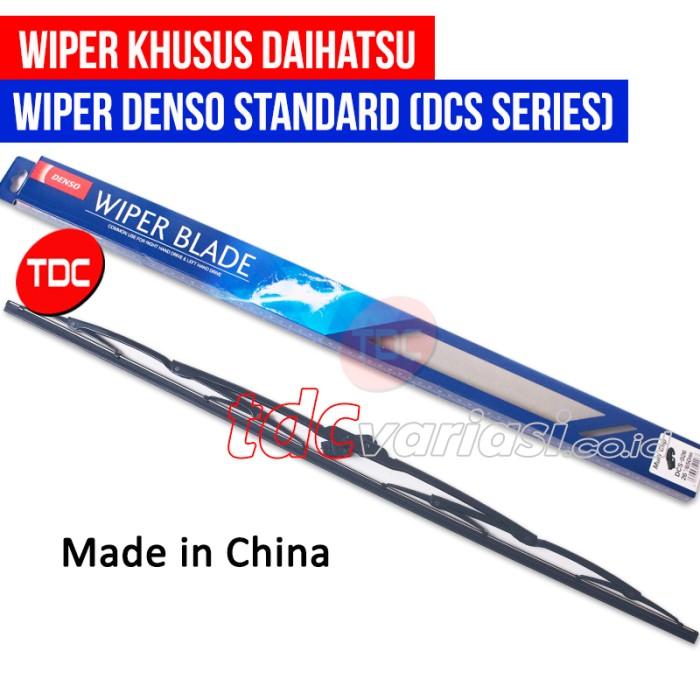 harga Wiper denso daihatsu charade classy tournamen standard dcs type china. Tokopedia.com