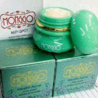 Cream Monggo Health Acne