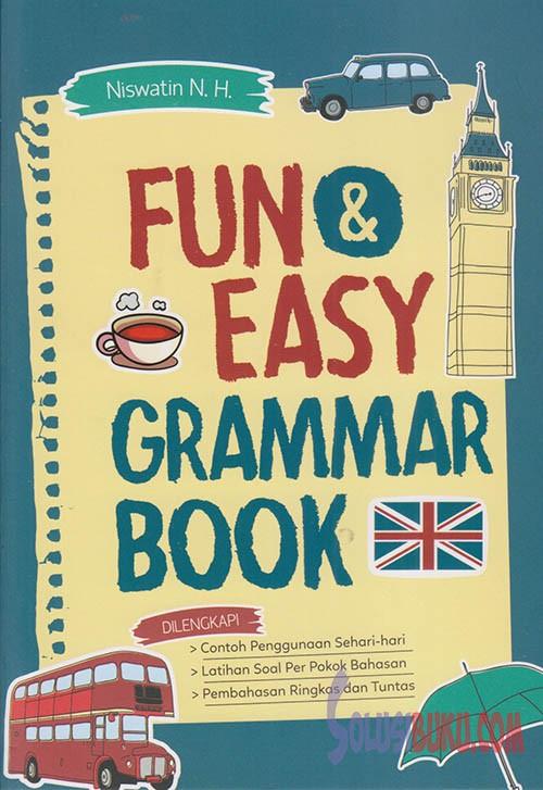 harga Fun & easy grammar book Tokopedia.com