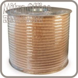 harga Spiral kawat (spool)- 1 /spiral plastik/wire bind/mesin jilid/sealer Tokopedia.com