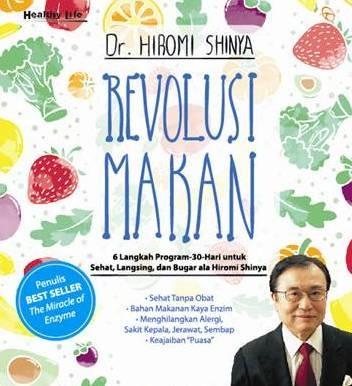 harga Revolusi makan-new - hiromi shinya, md Tokopedia.com