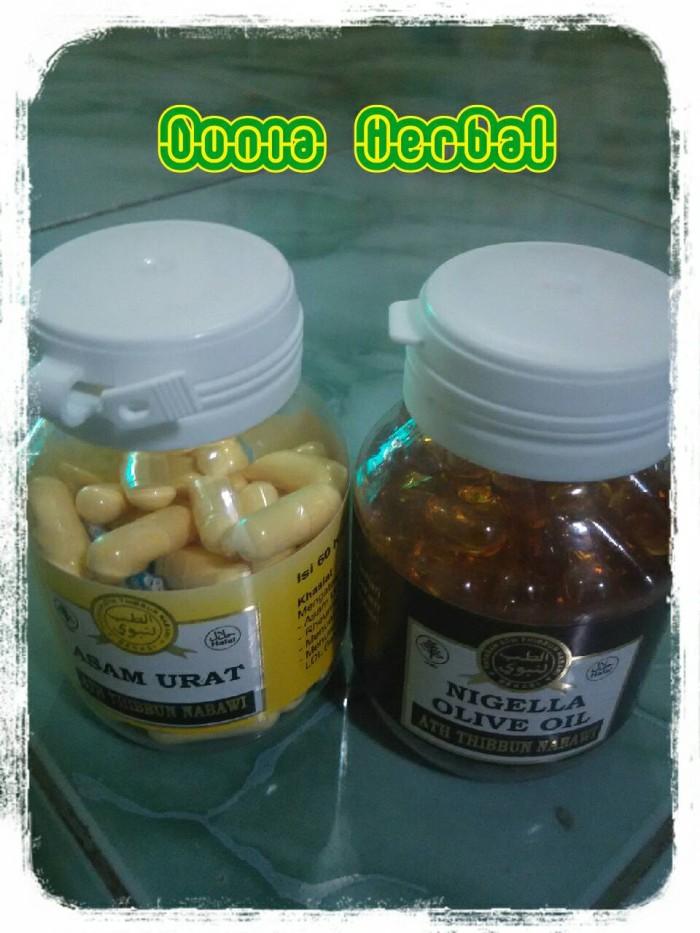 Foto Produk Asam Urat Super & Nigella Olive Oil dari DUNIAKITA