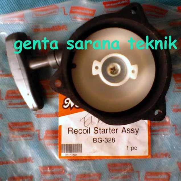harga Recoil starter assy / tarikan mesin potong rumput gendong 328 Tokopedia.com