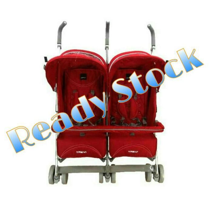 harga Stroller babyelle s2500 twin trevy Tokopedia.com