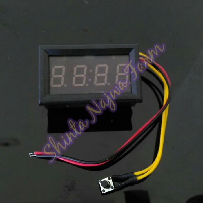 harga Jam digital untuk mobil & motor Tokopedia.com
