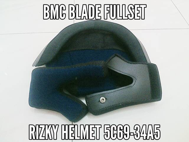 harga Busa helm bmc blade full set Tokopedia.com