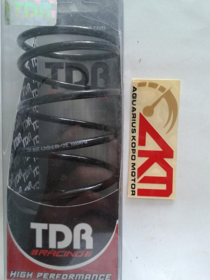 harga Per cvt beat vario tdr racing 1000 rpm motor honda matic Tokopedia.com