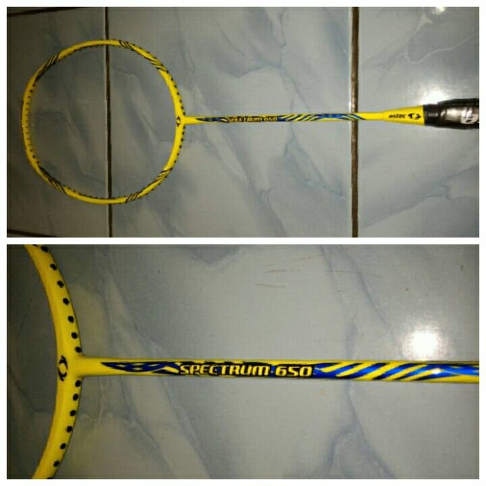 harga Raket badminton astec spectrum 650 Tokopedia.com