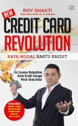 harga Buku credit card revolution (hc) roy shakti . gramedia Tokopedia.com