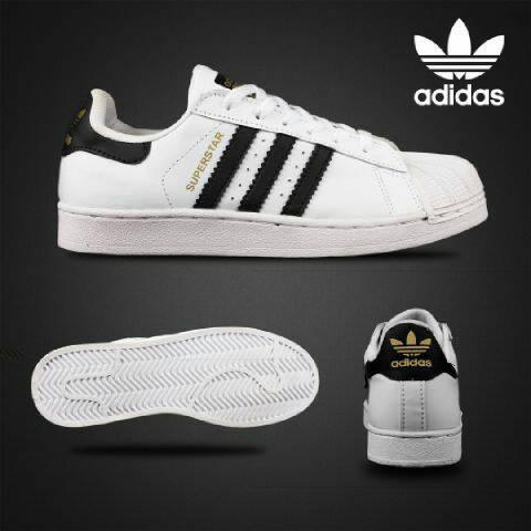 Jual sepatu adidas superstar  1d69e0d955