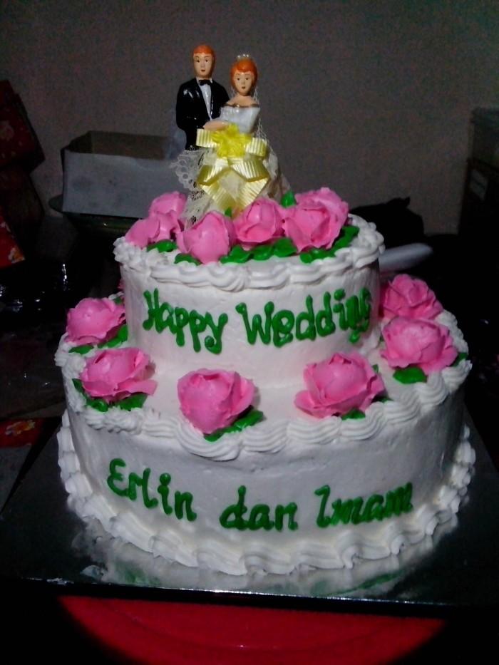 Jual Kue Pernikahan Kab Banyumas Variasari Bakery Tokopedia