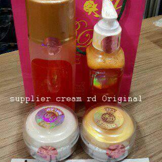 Cream RD Original New Hologram Grosir Kosmetik Laris