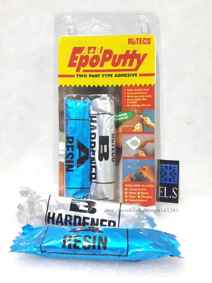 Jual Alteco Epoxy Putty - 100 G - Jakarta Barat - eLs_shop | Tokopedia