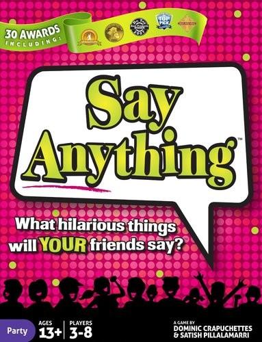 harga Say anything board game Tokopedia.com