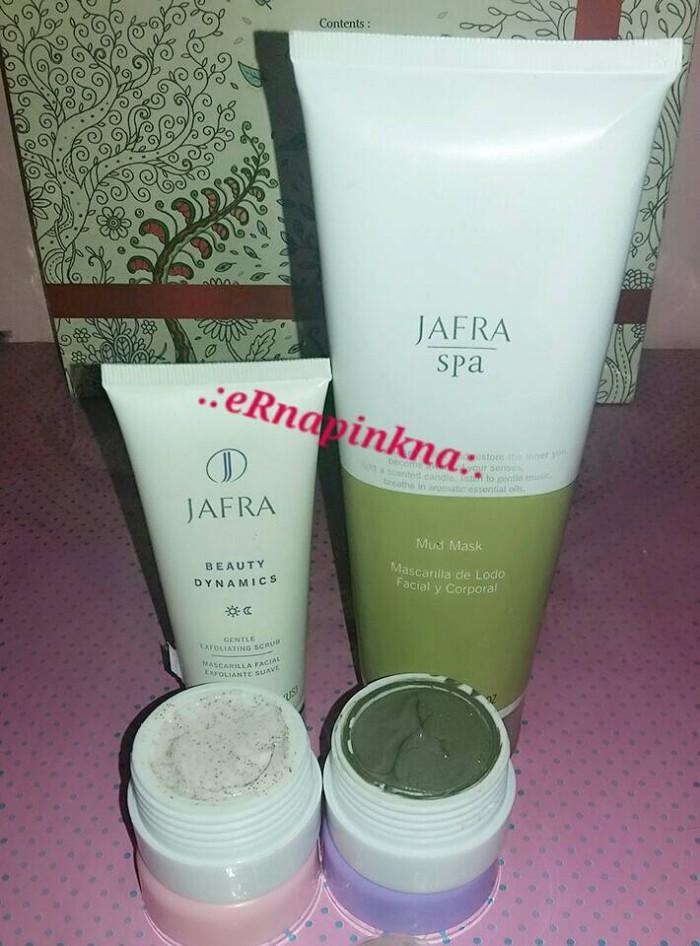 15Gram Lazada Indonesia Source · gr Paket JAFRA Mud Mask Exfoliating Scrub share .