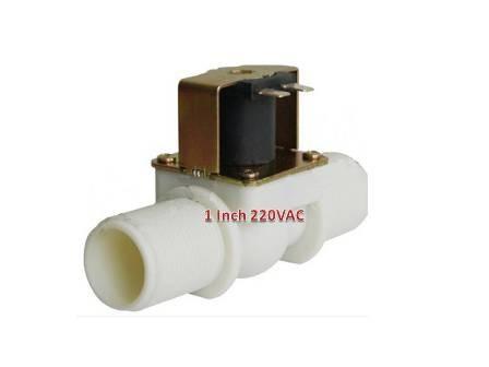 harga Jual solenoid valve 1 inch / kran elektrik plastik 1nch Tokopedia.com