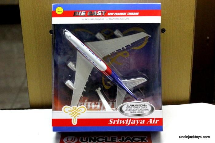 harga Miniatur pesawat mainan : sriwijaya air Tokopedia.com