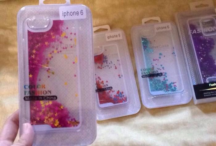 Jual Starglass Aquarium Case Hpcasing Hp For Iphone 55s 66s