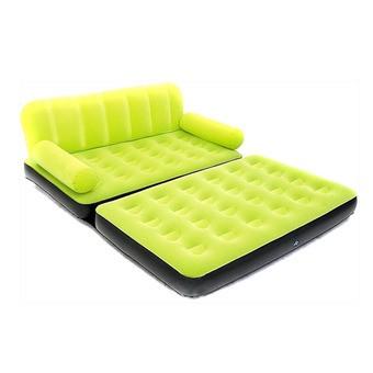 Bestway Sofa Bed 2 in 1 Double - Sofa Multifungsi - 67356 - Hijau