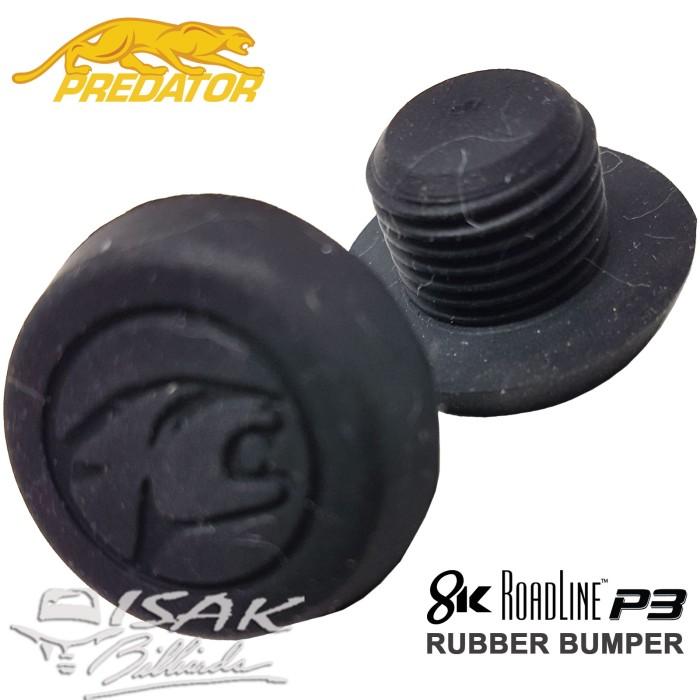 harga Predator rubber bumper - karet bawah - billiard cue stick biliar isak Tokopedia.com