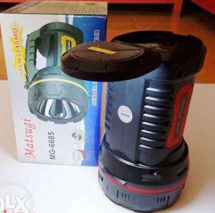 harga Jual senter led+lampu meja merk matsugi mg-6685 Tokopedia.com