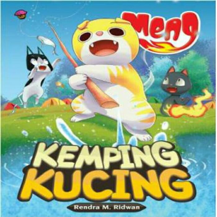 harga Komik meng: kemping kucing Tokopedia.com