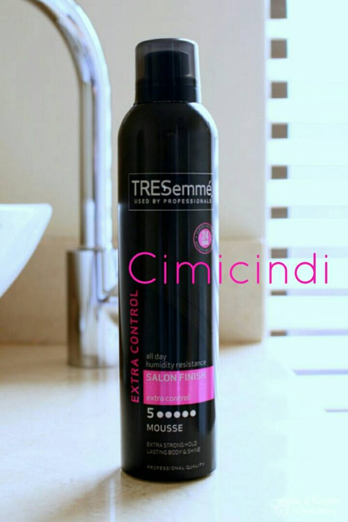 Jual  TRESemm  PROMO! Salon FinishExtra Hold Hairspray Mousse ... bac411f699